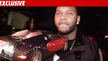 Flo Rida's $1.7 Mil Car -- UNCHAINED!