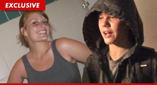Mariah Yeater and Justin Bieber
