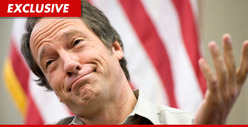 Mike Rowe Responds to Same Name Lawsuit -- BLAME MY PARENTS!