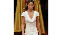 Pippa's Gorgeous Bridesmaid Dress -- On Sale for $3,100