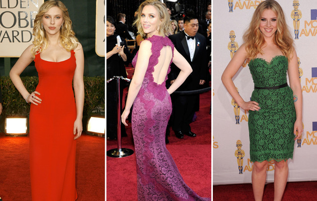 Scarlett Johansson Turns 27 -- See Her 27 Sexiest Looks!