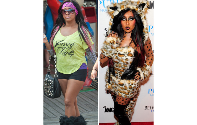 Snooki Turns 24: See Her Craziest Looks ... So Far!