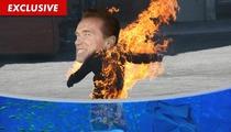 Arnold Schwarzenegger -- I Don't Need No Stinkin' Stuntman