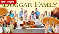 Duggar Family Thanksgiving -- 50 Mouths and Counting