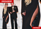Lady Gaga Dress Designer: Butt Cheek Flashing Was a MISTAKE