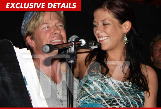 Jack Wagner has a 23-year-old daughter