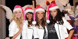 Holiday Victoria's Secret Models: Who'd You Rather?