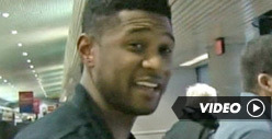 Usher on Justin Bieber's Baby Drama -- 'Comes with the Territory'