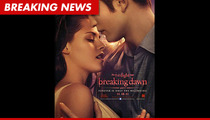New 'Twilight' Movie Reportedly Causing Seizures