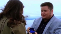 Chaz Bono Proposes to Girlfriend Jennifer Ella (We Think) [Video]