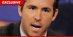 Ryan Reynolds -- Definitely, Maybe Set Off His Own House Alarm
