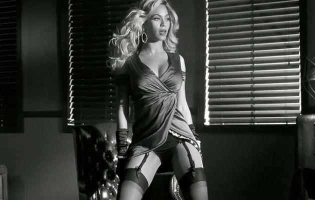 "Beyonce's Sexy New Music Video for ""Dance for You"""