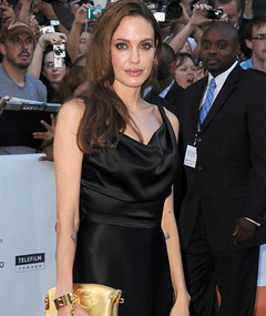Angelina Jolie: If I Didn&#039;t Act, I&#039;d Be a Funeral Director