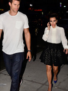 &quot;Kourtney &amp; Kim Take New York&quot; Premiere: Kris Leaves, Kourt Gets Oil Enema!