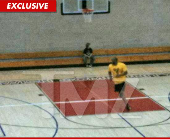 Kobe Bryant Secret NBA Training with the Jews