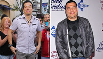 Carlos Mencia Weight Loss -- Half The Comic He Used to Be