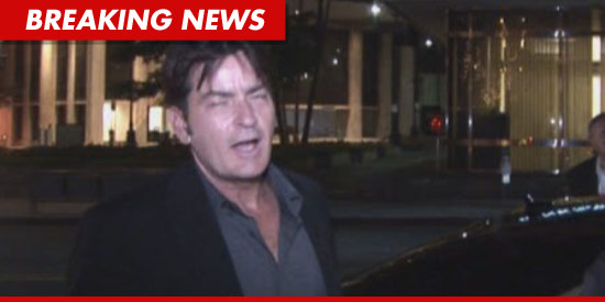 Charlie Sheen -- Kingpin in Colombia