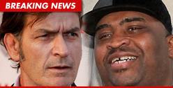 Charlie Sheen on Patrice O'Neal -- The World Lost a 'Brilliant Man'