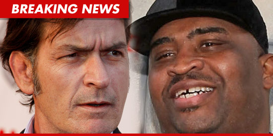 Charlie Sheen has released a statement about the death of Patrice ONeal