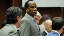 Conrad Murray Sentenced to 4 Years Behind Bars