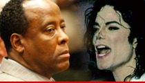 Conrad Murray Could Get More Time Because He Killed Michael Jackson