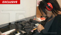JWoww -- I Got My Glock Cocked … Let's Go Shooting!