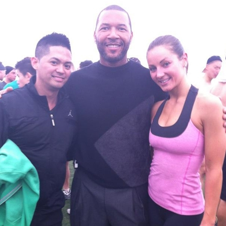 Gary Sheffield Charity Event Picture Gallery