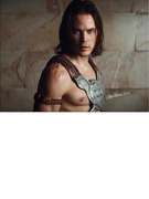 "Shirtless Taylor Kitsch Kicks Alien Butt in New ""John Carter"" Trailer"