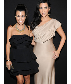 Kim Kardashian: Family is &quot;Thrilled&quot; Over Kourtney&#039;s Pregnancy