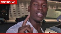 Tyrese Rushed to ER: I was POISONED!!