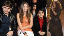 """The X Factor"": Melanie Amaro Shines on Michael Jackson Night!"