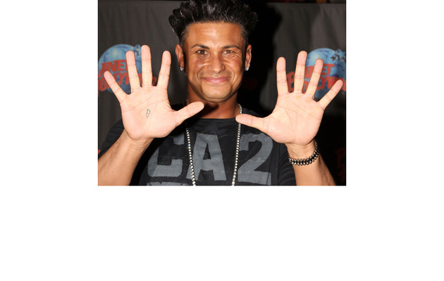 """Jersey Shore's"" Pauly D Gets Immortalized!"