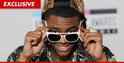 Soulja Boy Faces Eviction
