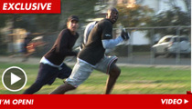 Terrell Owens -- P-P-Playoffs?? You're Talking Playoffs?