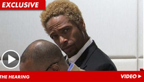 Gary Dourdan Gets Reamed By Judge In Domestic Violence Case