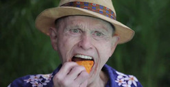 &#039;Deliverance&#039; Actor Bill McKinney -- The Pre-Death Doritos Commercial ... with Topless Women