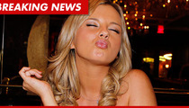 Charlie Sheen's Ex-Goddess Bree Olson -- SLAMS Homeless People