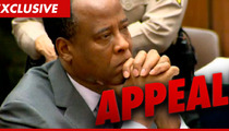 Conrad Murray Appeals Manslaughter Conviction in Michael Jackson Death