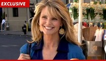 Christie Brinkley -- Sorry I Blew Off The IRS & My Taxes