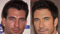 Dylan McDermott: Good Genes or Good Docs?