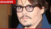 Johnny Depp's Bodyguards -- Accused of Tackling Disabled Woman