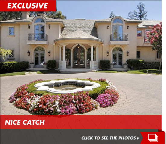 Jerry Rice Northern California mansion