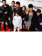 Michael Jackson's Kids Hit Red Carpet in Las Vegas