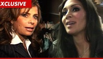 'X-Factor' Judges Paula Abdul & Nicole Scherzinger -- Targeted by Death Threats After Voting Off Drew