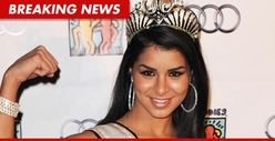 Miss USA Rima Fakih -- Arrested on Suspicion of Drunk Driving
