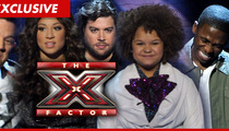 'X-Factor' Honchos -- We're Willing to Pay Winner EVEN MORE than $5 Mil