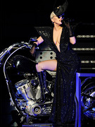 Lady Gaga Sings &quot;White KISSmas -- Watch the Performance!