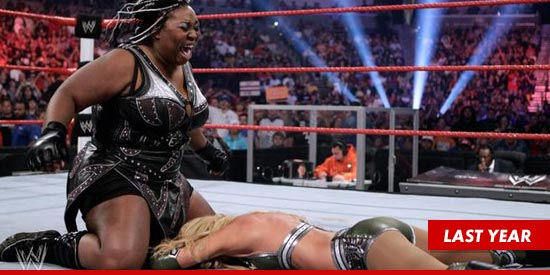 Kharma in the ring