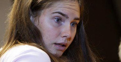 Amanda Knox -- Signs with Book Agent ... Who Repped Barack Obama