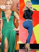 Kristin Chenoweth Busts Out at American Country Awards